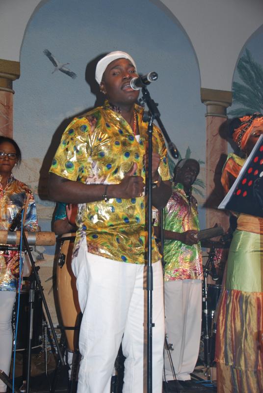 Chanteur dokonon