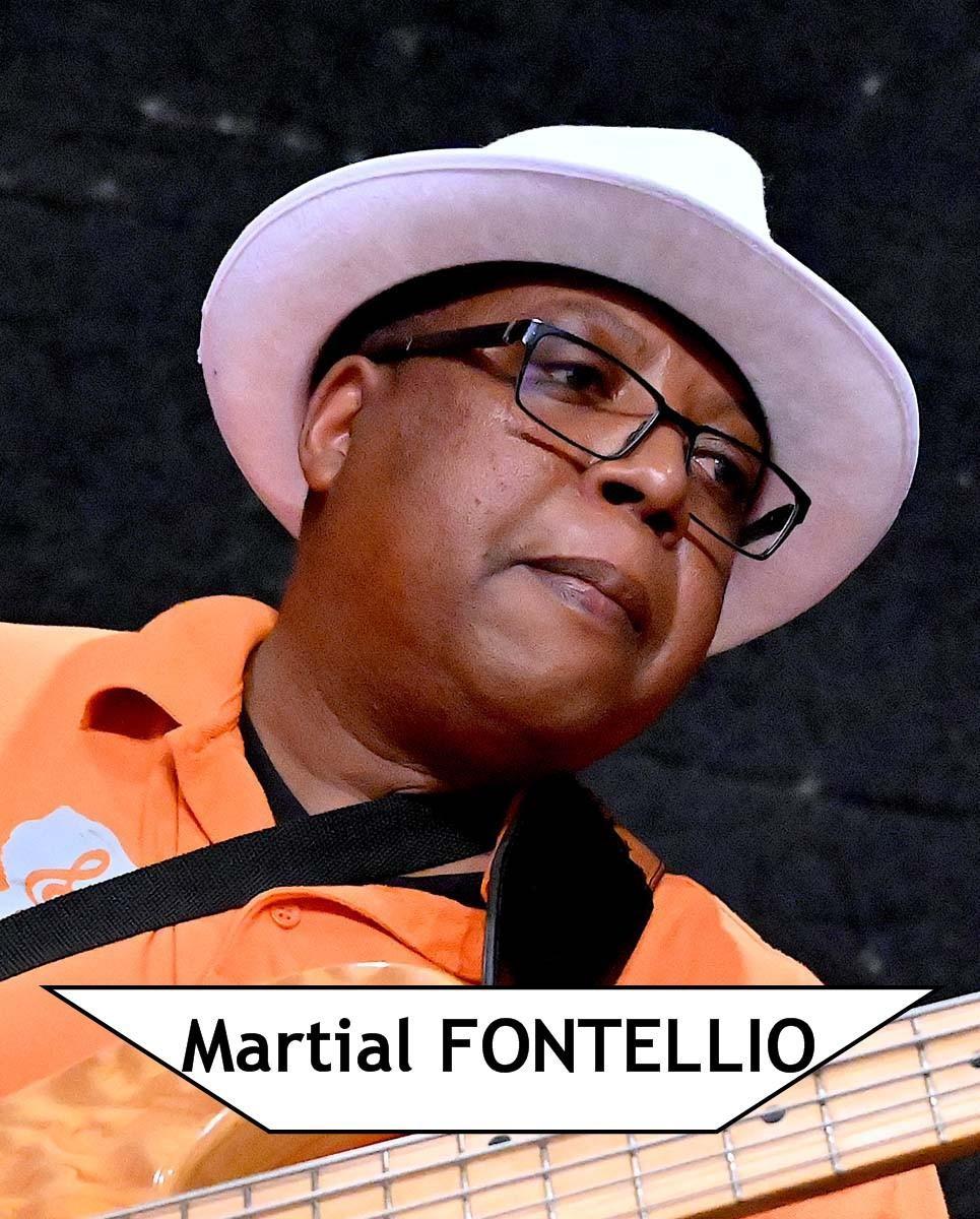 FONTELLIO Martial