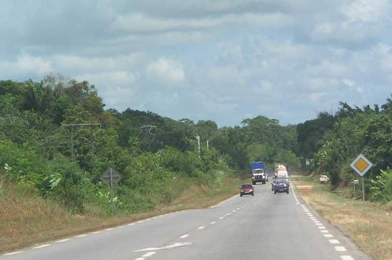 Route de Guyane