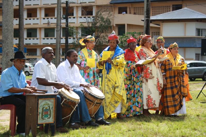 Groupe folklorique 1